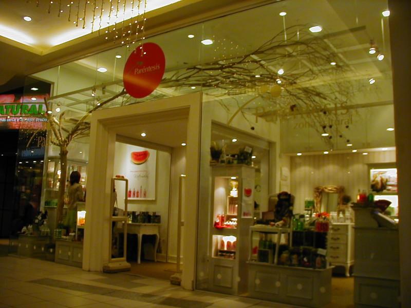 PARENTESIS – Punta Carretas Shopping